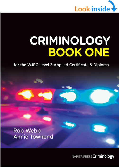 Criminology Book One Look Inside