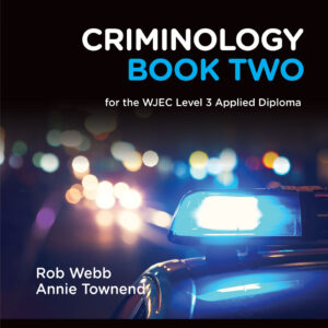 Criminology Book Two