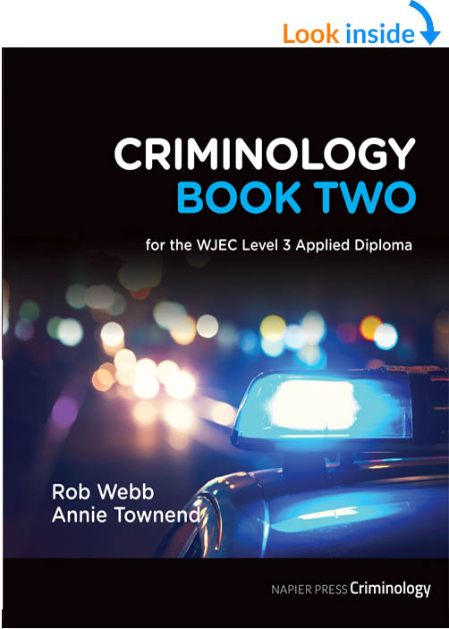 Criminology Book Two Look Inside